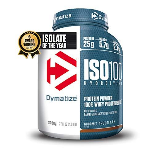 Dymatize Proteína en Polvo Iso 100 Hydrolyzed - 900 gr