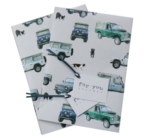 land-rover-defender-inspired-gift-wrap-with-spaniel-labrador-and-collie-dogs