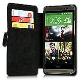 Book Style Flip Handy Tasche Case Schutz Hülle Schale Motiv Foto Etui für HTC One A9 – Flip X12 Design6 - 4