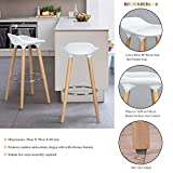 innovareds-uk Lot de 2 tabourets de Style...