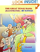 #4: The great Tenali Rama (Illustrated): Stories of wits and humor