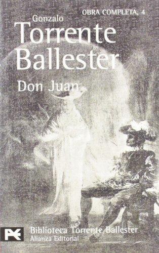 Don Juan por Gonzalo Ballester