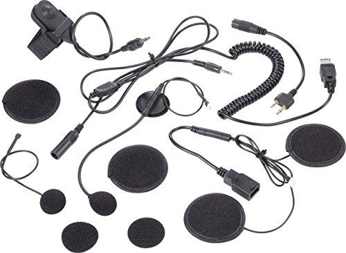 IMC Headset HS100 HS 100 Headset mit Mikrofon Passend für alle Helmtypen