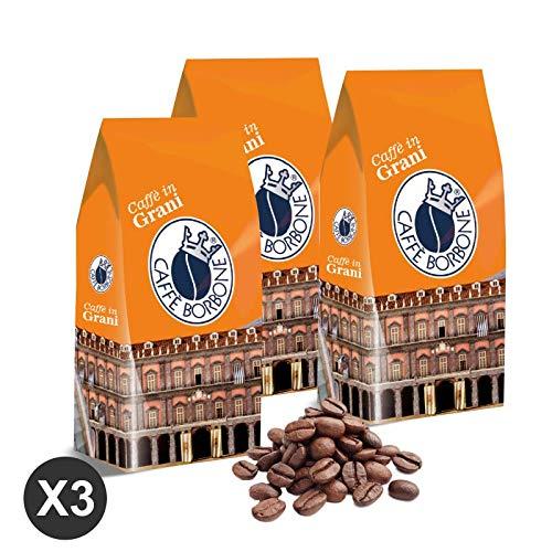 Novità Caffè Borbone Grani Miscela Nobile 3 Kg (3 CONFEZIONI DA 1 Kg)
