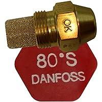 Danfoss–Boquilla de quemador 0,55USgal/h/80° S