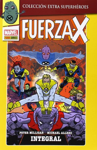 Fuerza X. Integral (Extra Superheroes)