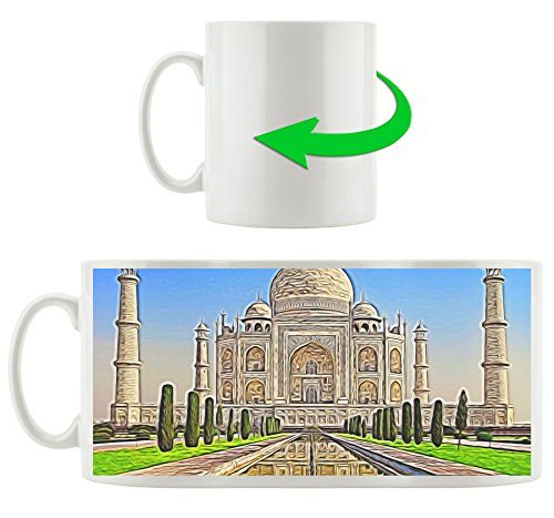colorful-taj-mahal-motif-cup-in-white-ceramic-300ml-great-gift-idea-for-any-occasion-your-new-favori