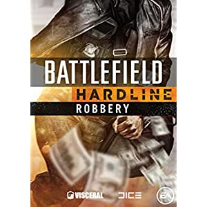 Battlefield Hardline Robbery [Spielerweiterung] [PC Origin Code]