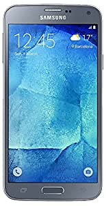 Samsung Galaxy S5 Neo SM-G903 F 16 GB 4 G Argent – Smartphone Sim unique, Android, MicroSIM, Edge, GPRS, GSM, HSPa +, HSUPA, UMTS, LTE