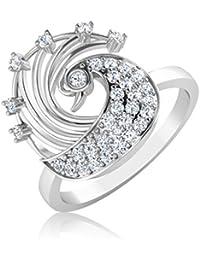 IskiUski 14KT Gold And Diamond Ring For Women - B01N6XHERP
