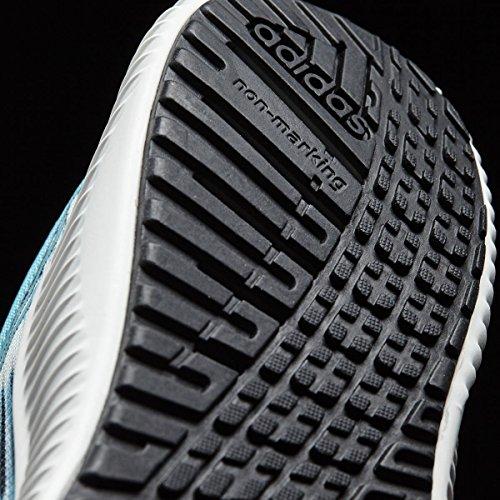 adidas Unisex-Kinder Fortarun K Sneakers Blau (Azuene/corsen/ftwbla)
