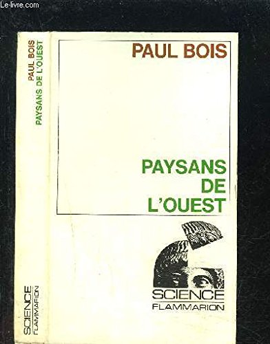 Paysans de l'ouest par Paul Bois