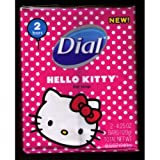 Dial Hello Kitty Bar Soap 4 Bars