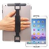 WiLLBee CLIPON 2 WIDE per Tablet PC (7 ~ 11 pollici) Fascetta Elastica Cover Titolare per Tablet PC - iPad Pro 10.5 9.7 Air2 Air mini 4 3 2 Galaxy Tab S3 S2 A E Pro Book 10.6 LG G Pad 4 3 2 Surface 3