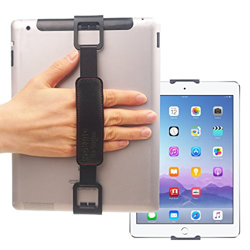 WiLLBee CLIPON 2 Wide für Tablet PC (7~11 Zoll) Elastisches Halteband Hand Griffgefühl hülle Halter Tablet PC - iPad Pro 10.5 9.7 Air2 Air Mini 4 3 2 Galaxy Tab S3 S2 A E Pro Book 10.6 LG G Pad 4 3