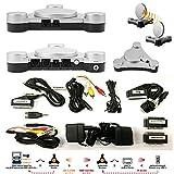 OmniaLaser VideoLink Ripetitore di Segnale Audio e Video - OmniaLaser - amazon.it