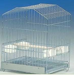 Cage Papagallo pour petit perroquet ou grande perruche