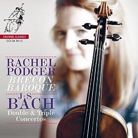 Concerto for Three Violins, BWV 1064R: III. Allegro