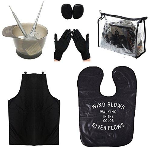 xnicx strumento di capelli colore kit colorazione tintura per capelli  parrucchiere tintura acconciatura capelli tintura 1fbef9051960