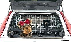 XtremeAuto® Universal-Hundegitter fürs Auto, langlebig, robust, für Kopfstützen