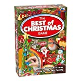 Image for board game Drumond Park The Best of Christmas Family Board Game - Cracking Christmas Trivia for All the Family | LOGO Christmas Games For Adults And Kids Suitable From 12+ Years