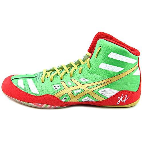 Asics - Männer Elite Jb Schuhe Green/Gold/White