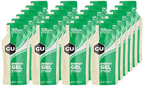 GU Salted Watermelon Flavour Energy Gels – Box of 24