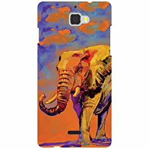 Coolpad Dazen 1 Printed Mobile Back Cover