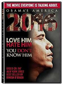 2016 Obama's America [DVD] [2012] [Region 1] [US Import] [NTSC]