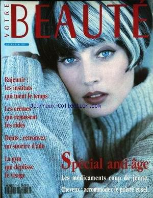 VOTRE BEAUTE [No 672] du 01/11/1993 - SP...