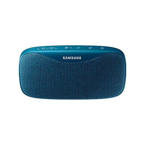 Samsung Level Box Slim Mono Blau - Tragbare Lautsprecher (Kabellos, Bluetooth, Bluetooth, Mono, Blau, Digital) Bass-box Slim