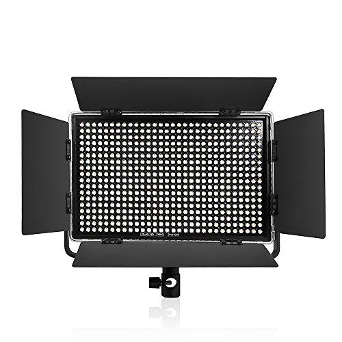 Viltrox VL-40B Professionelle Ultra Dünne LED Videoleuchte Fotografie LED-Fülllicht 5600K Feste Farbtemperatur Einstellbare Helligkeit Max 4200 Lumen