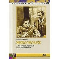Nero Wolfe - Stagione 01 (6 Dvd) by tino buazzelli