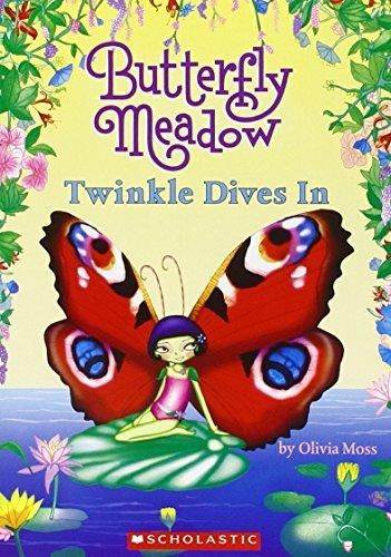 Twinkle Dives in (Butterfly Meadow) Butterfly Meadow-serie