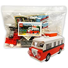 LEGO Creator Exclusive Mini VW T1 Camper Van - 40079 (Bagged)
