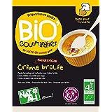 Bio Gourmandises - Préparation en poudre pour crème brulée - 6x125ml