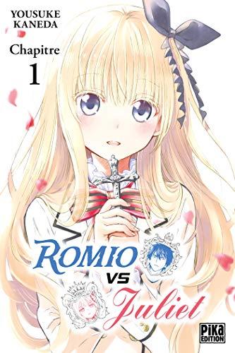 Couverture du livre Romio vs Juliet chapitre 1