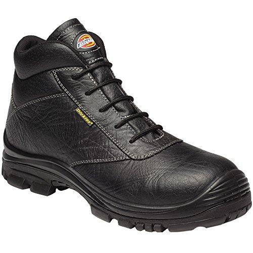 Dickies Fractus - Chaussures montantes de sécurité - Homme Noir