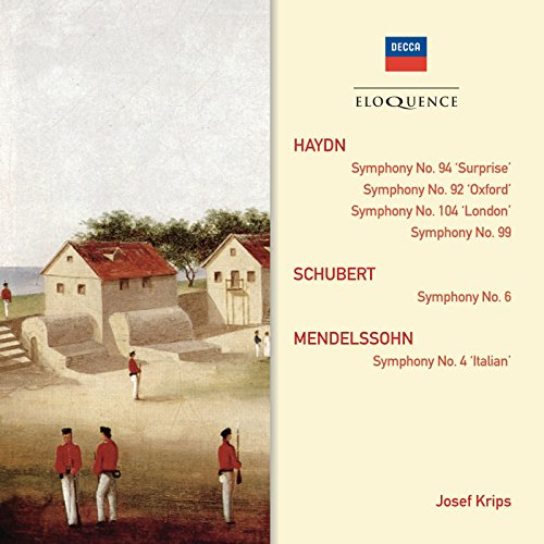 Haydn: Symphony in G, H.I No.94 -