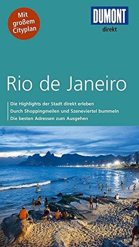 Direkt-Reiseführer: Rio de Janeiro