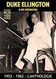 Duke Ellington & His Orchestra - 1953 - 1962 : L'anthologie - Coffret 5 CD - 100 Titres