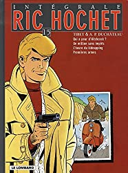 Ric Hochet - Intégrale - tome 15 - Ric Hochet - Intégrale