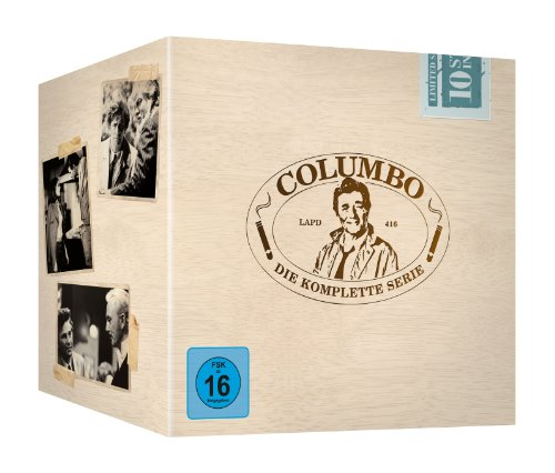 Columbo - Die komplette Serie (35 Discs) hier kaufen