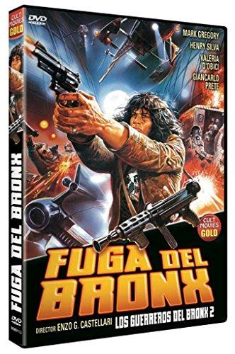 Fuga del Bronx (Los guerreros del Bronx 2) Fuga dal Bronx (Escape 2000: Bronx Warriors 2) [Edizione: Spagna]