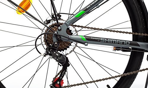 Zoom IMG-3 moma bikes w bicicletta trekking