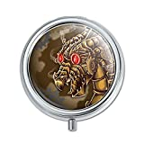 All Products : Steampunk Dragon Pill Case Trinket Gift Box