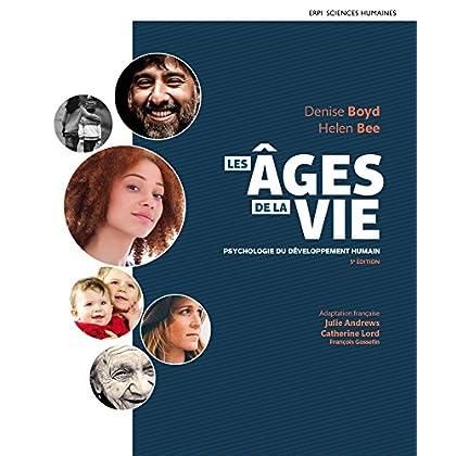 Les âges de la vie 5e édition   Manuel + MonLab + Édition en ligne (12 mois)