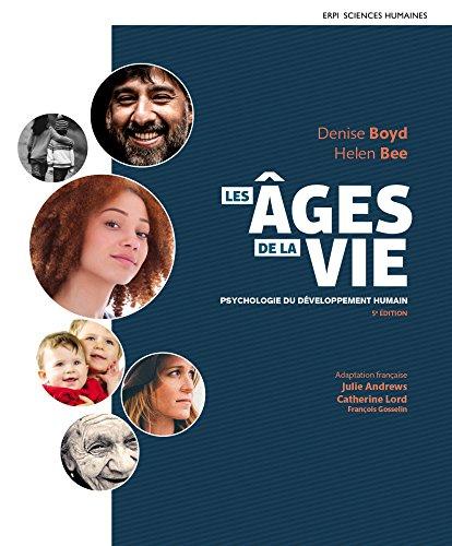 Les âges de la vie 5e édition | Manuel + MonLab + Édition en ligne (12 mois)