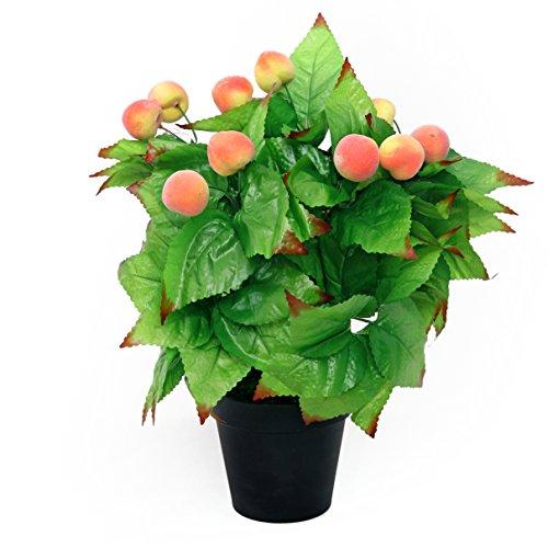 künstlicher Bonsai Pfirsichbaum 40 cm