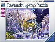 Ravensburger 15252, Ponte Vecchio - Firenze, Puzzle 1000 pezzi